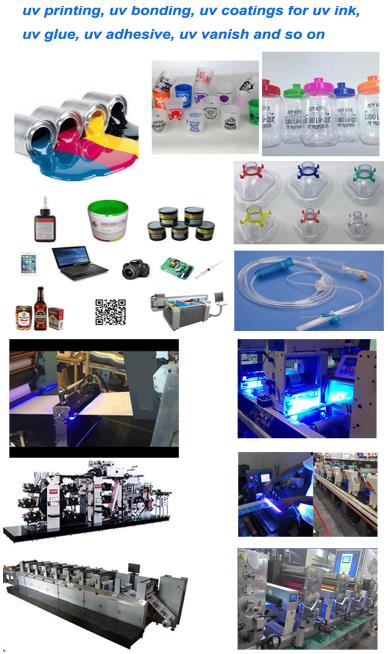 UV LED Curing Machine for Pinter